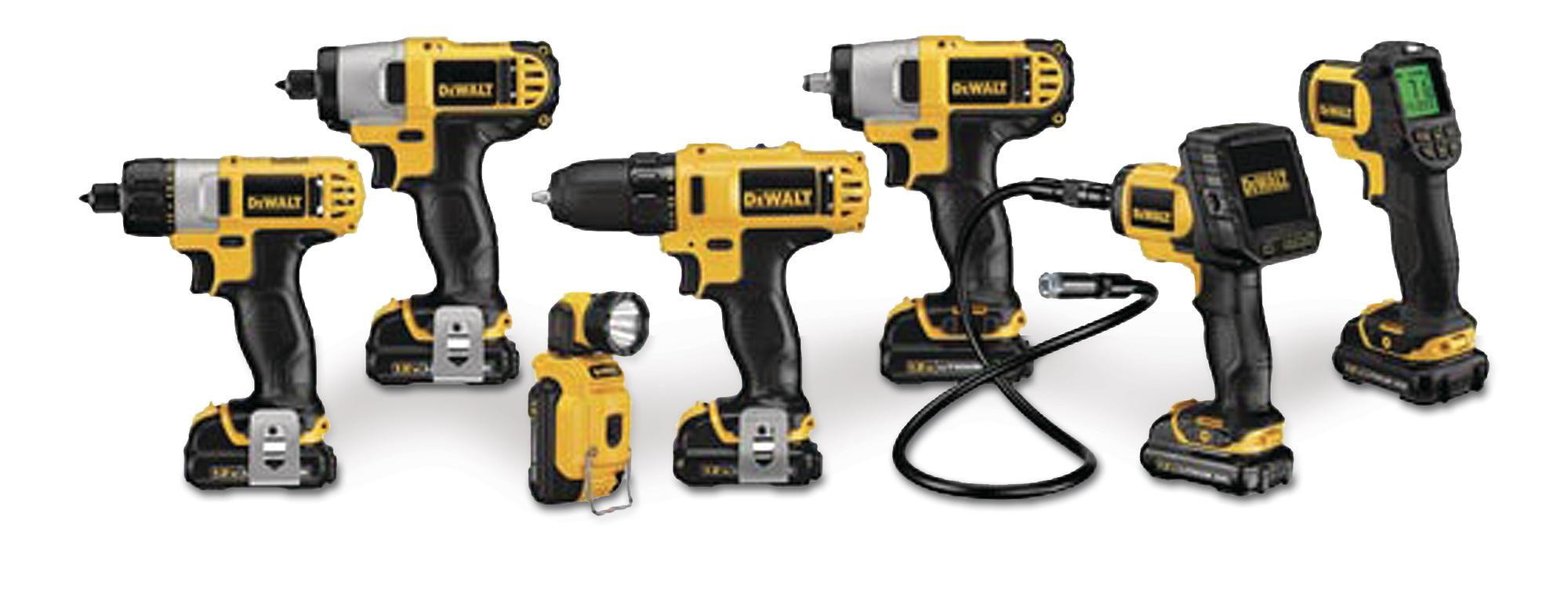 an analysis of the findings black and deckers dewalt line Recommendations: proceed with option 3, eliminating black & decker brand products from the professional segment utilize the dewalt brand name on all professional segment tools with a service and warranty handling endorsement by b & d focus market entry under dewalt name for the tools identified in research as having the.