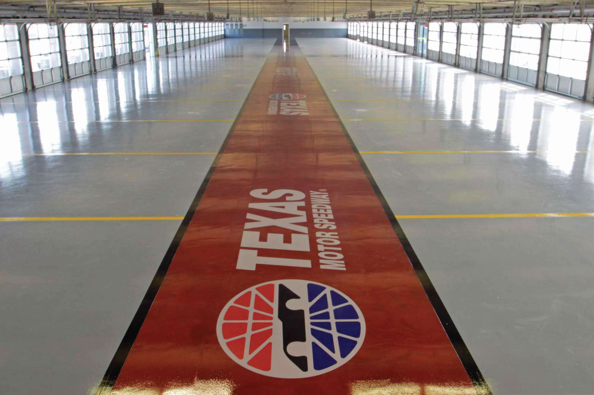 High Performance Coating For A High Performance Racetrack
