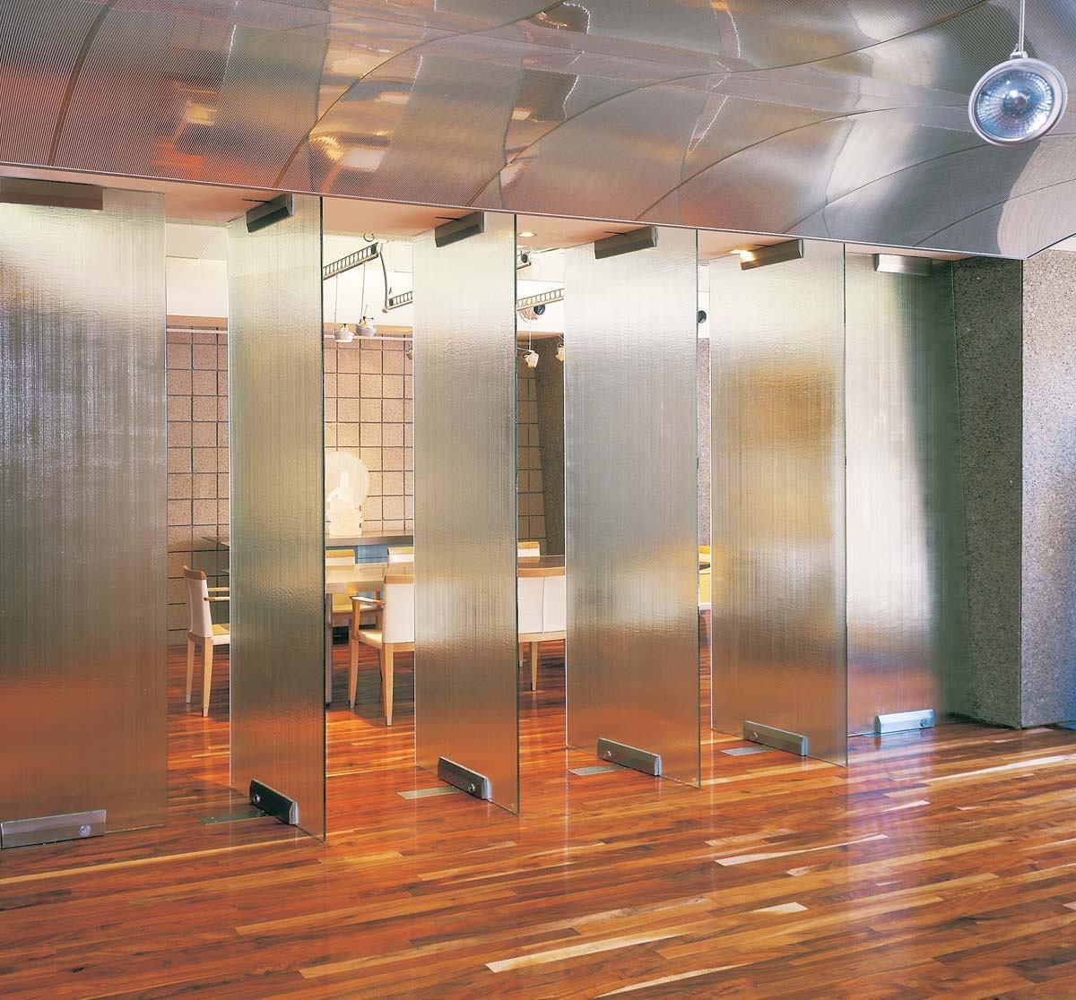 Linen Texture Doors By UltraGlas | Architect Magazine | Doors, Walls,  UltraGlas