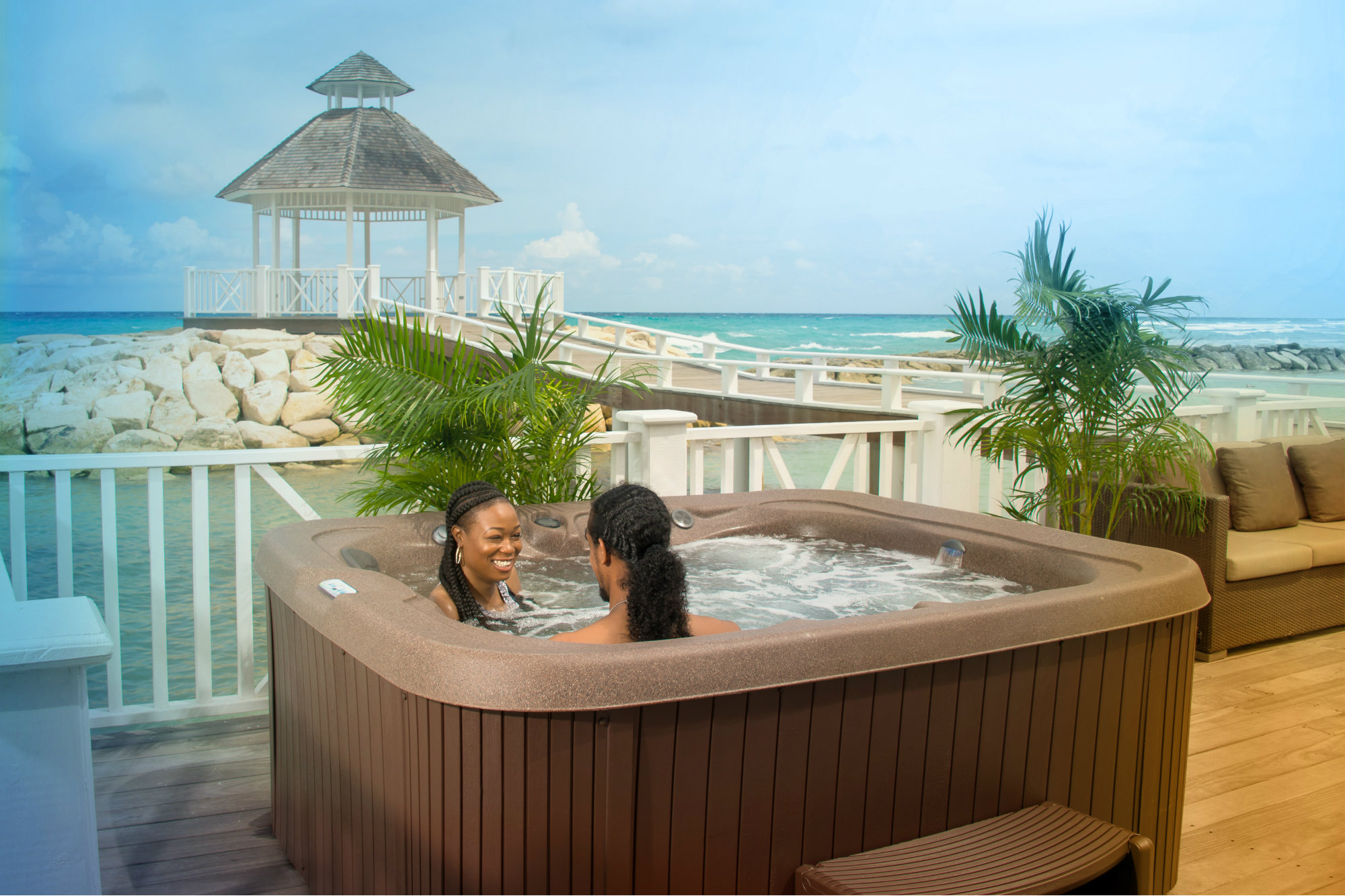 Master Spas Releases New Hot Tub Line