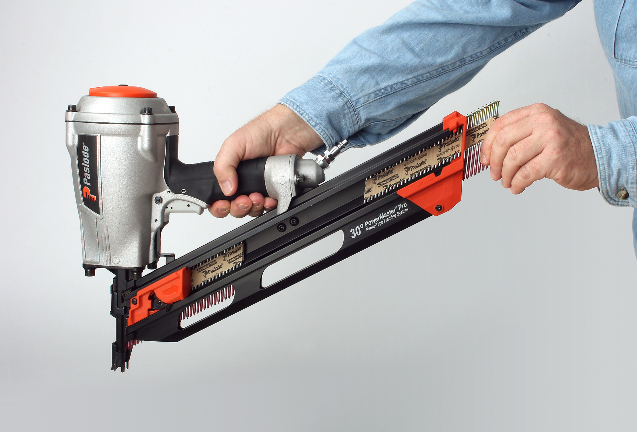 Paslode PowerMaster™ Pro: Frame Full Walls Faster With Heavy Duty ...