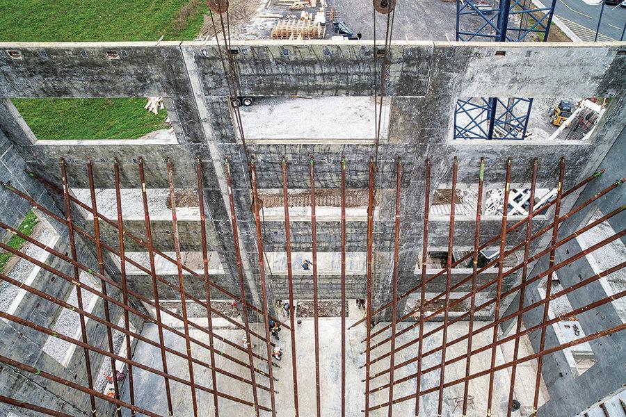 Bracing And Tilt Up Concrete Concrete Construction