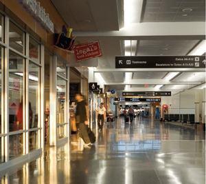 Delta Air Lines Terminal A Boston Architect Magazine