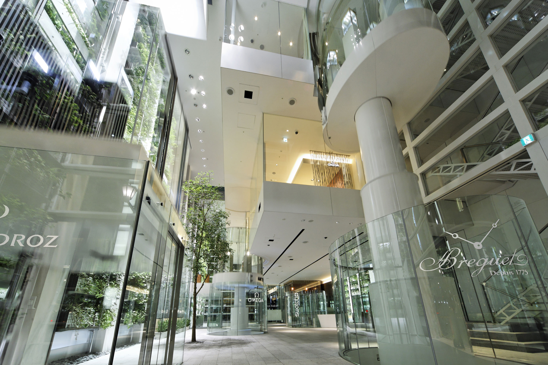 Nicolas G Hayek Center Architect Magazine