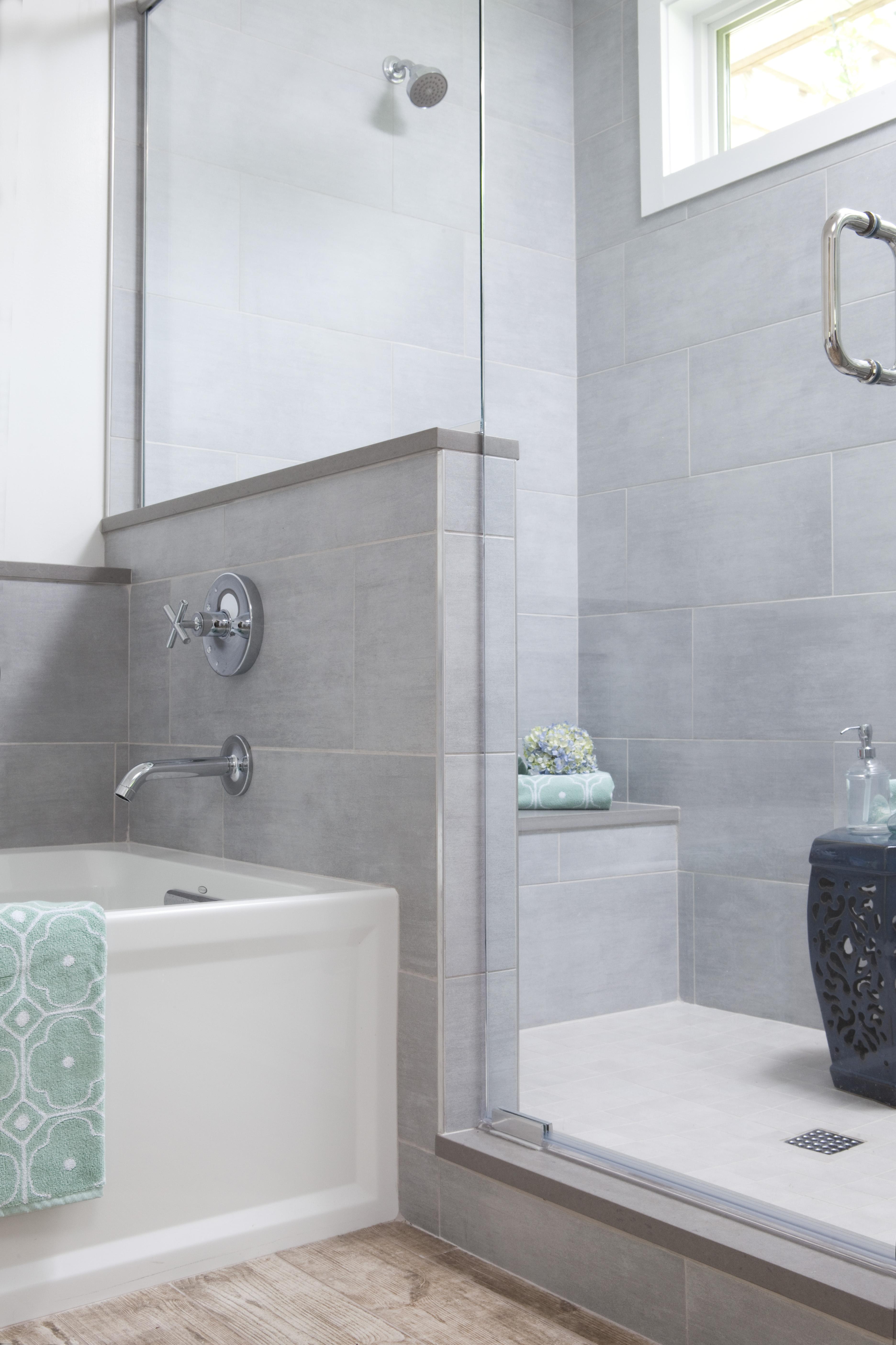 Coastal Atmosphere Inspires Master Bath Remodel Remodeling
