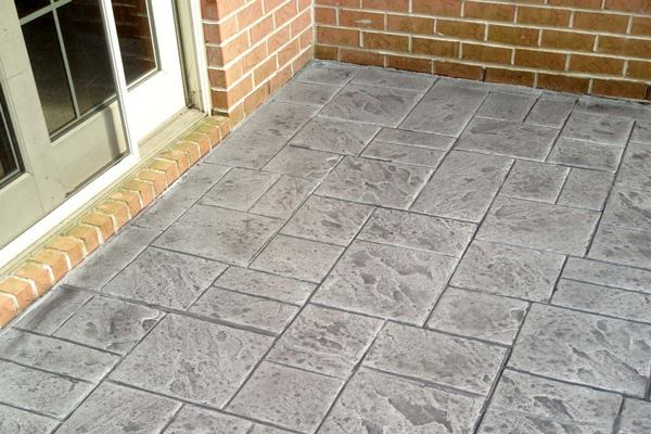 Refurbishing Stamped Concrete Construction Magazine Repair Surface Preparation S Euclid Chemical Co Erfield Color Sika Corp