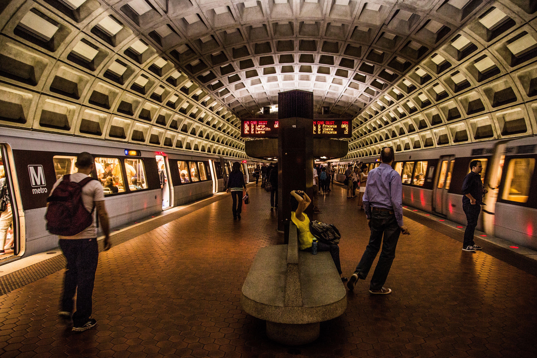 годы великой метро вашингтона фото этот день