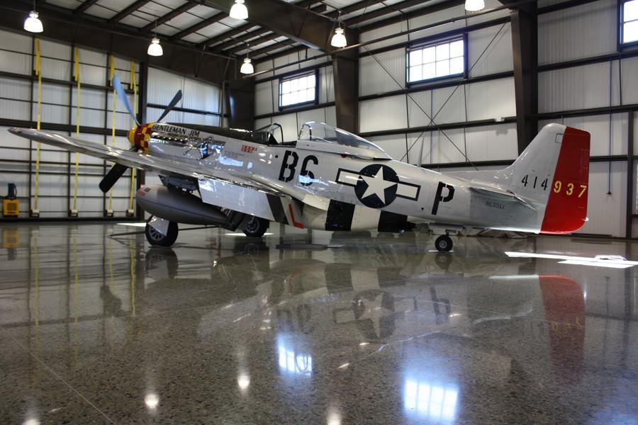 Jack Roush Aviation Hangar Concrete Construction Magazine