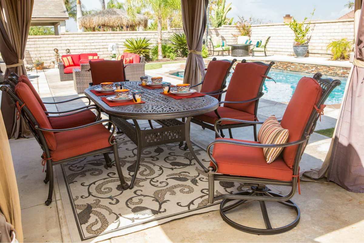 A Patio Furniture Primer for Pool Builders| Pool & Spa ... on Summerset Outdoor Living id=45869