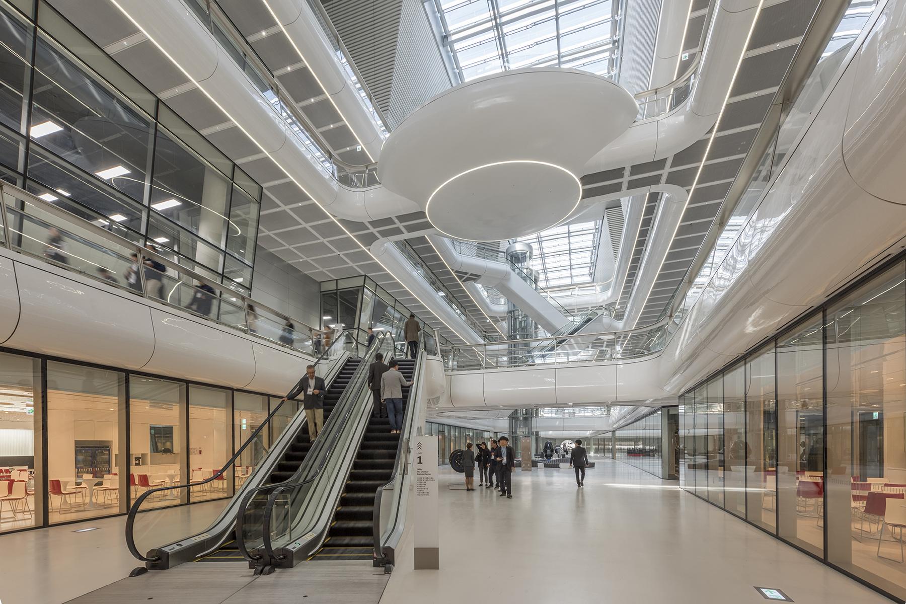 Hankook Tire R D Centre Architect Magazine
