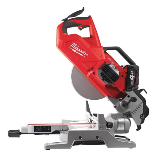 Can T Get It Here Milwaukee Cordless Miter Saw Tools Of