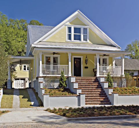 Upgrading an orlando cottage remodeling walls design for Bungalow addition cost