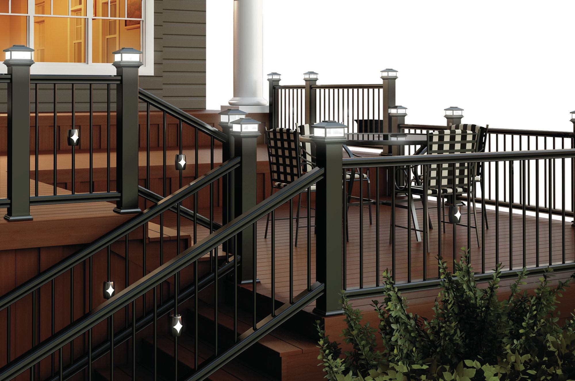What S New With Deck Railings Professional Deck Builder