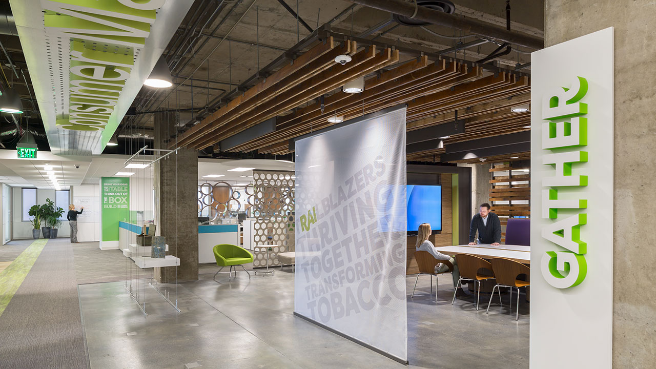 Little Diversified Architectural Consulting: Reynolds American Inc. Headquarters