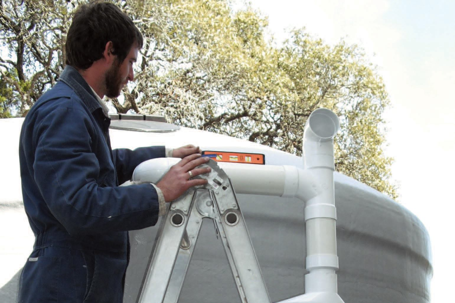 Residential Rainwater Collection Systems Jlc Online