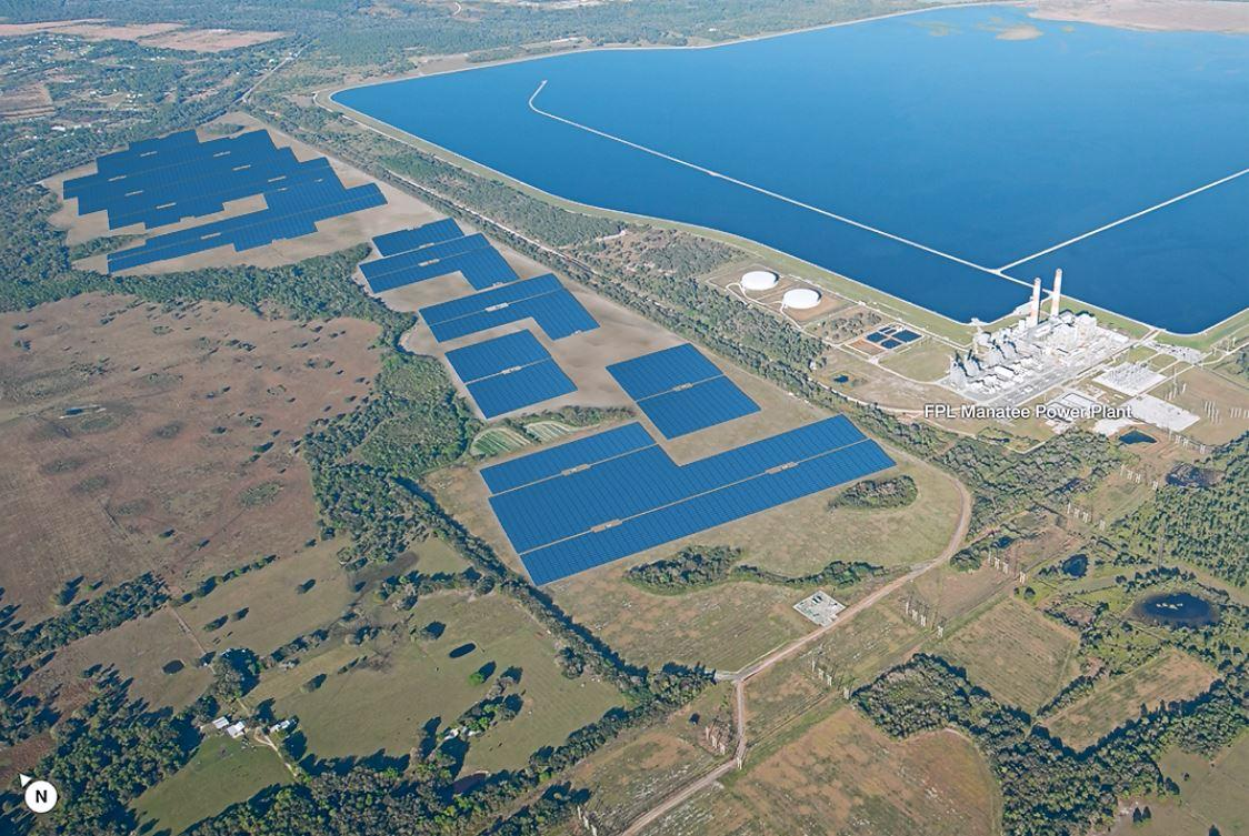 Florida Utility Launches Big Solar Panel Farms Jlc