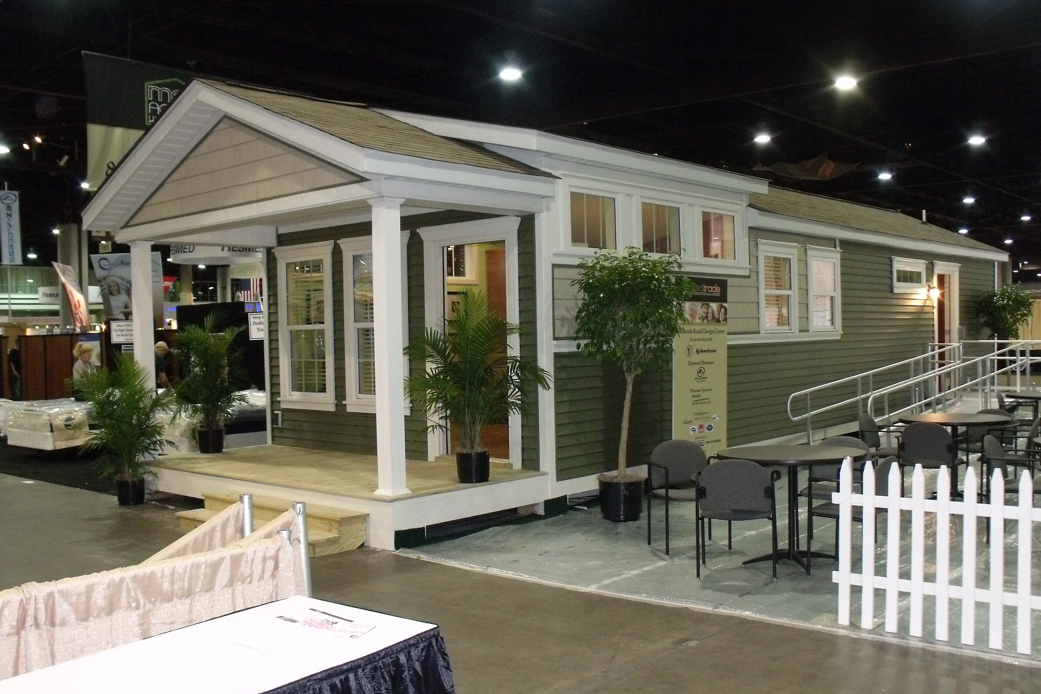 Mobile Home Manufacturers In Georgia >> Nationwide Homes Unveils Custom, Modular Granny Flats | Builder Magazine | Accessible Housing ...