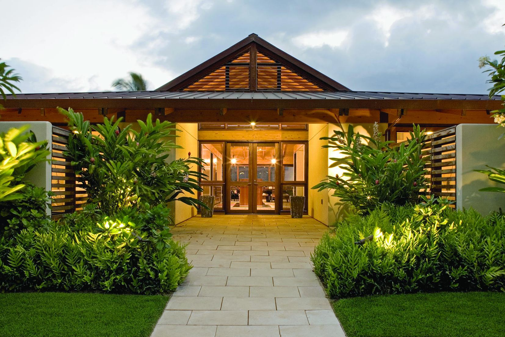 Papali Wailea Wailea Hawaii Builder Magazine Design