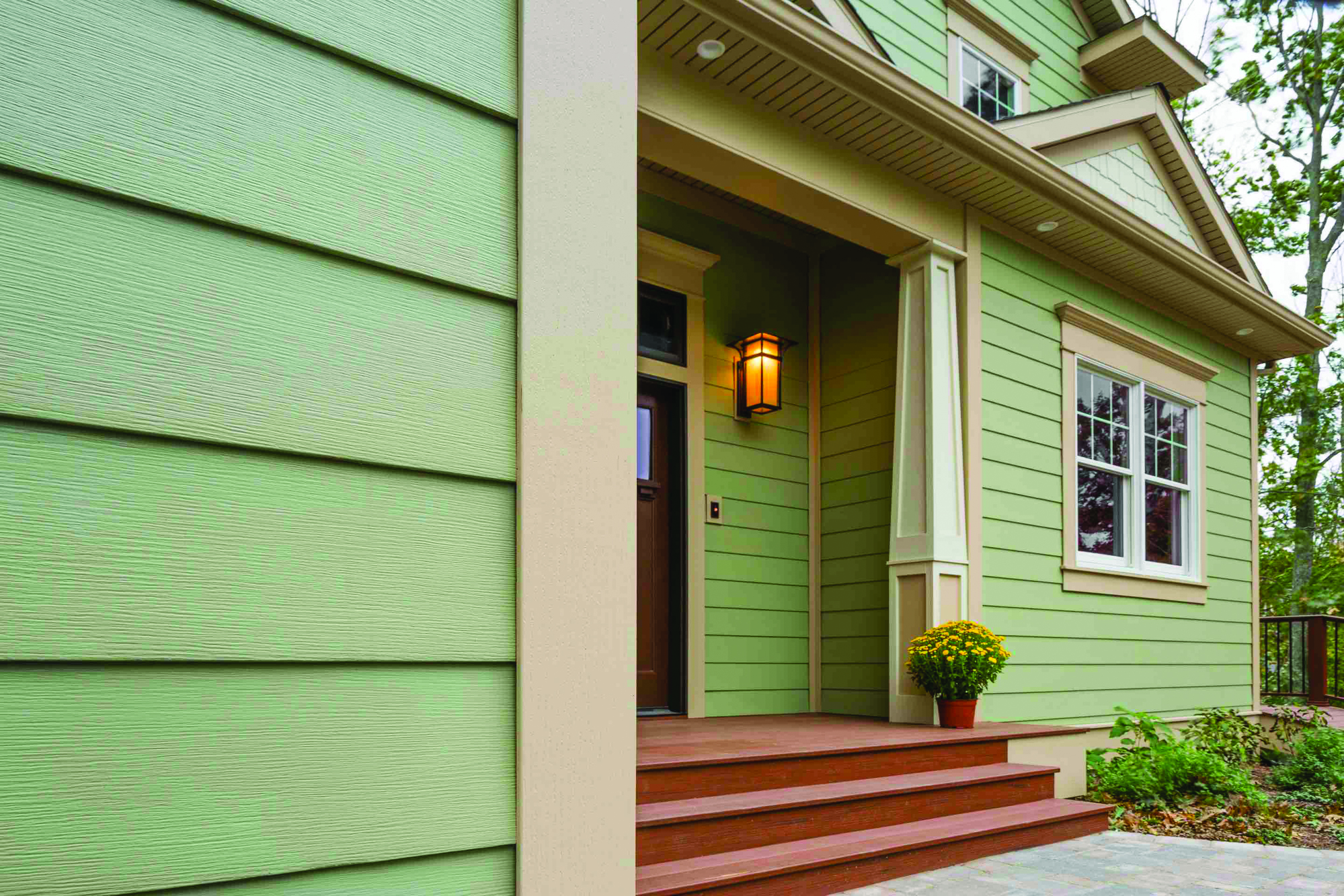 7 Popular Siding Materials To Consider: Pre-primed Engineered Siding