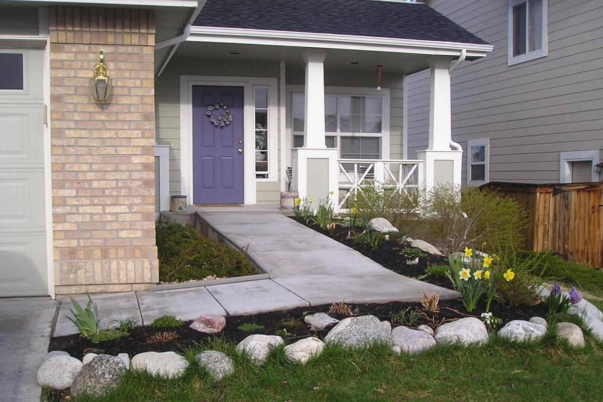 Front Yard Landscaping Curb Appeal