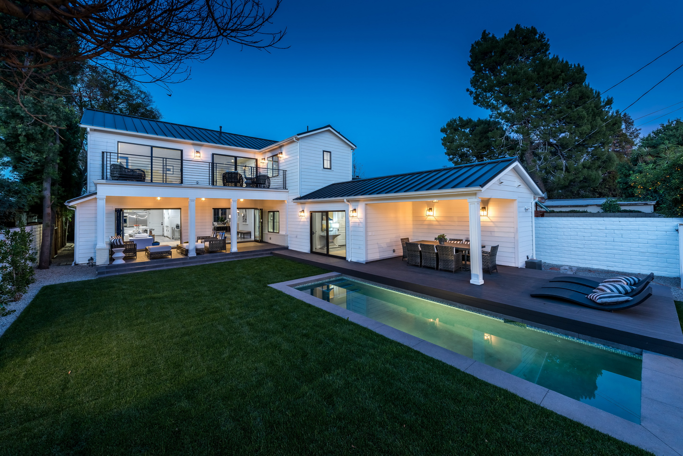 Woodbridge Residence Studio City Architect Magazine