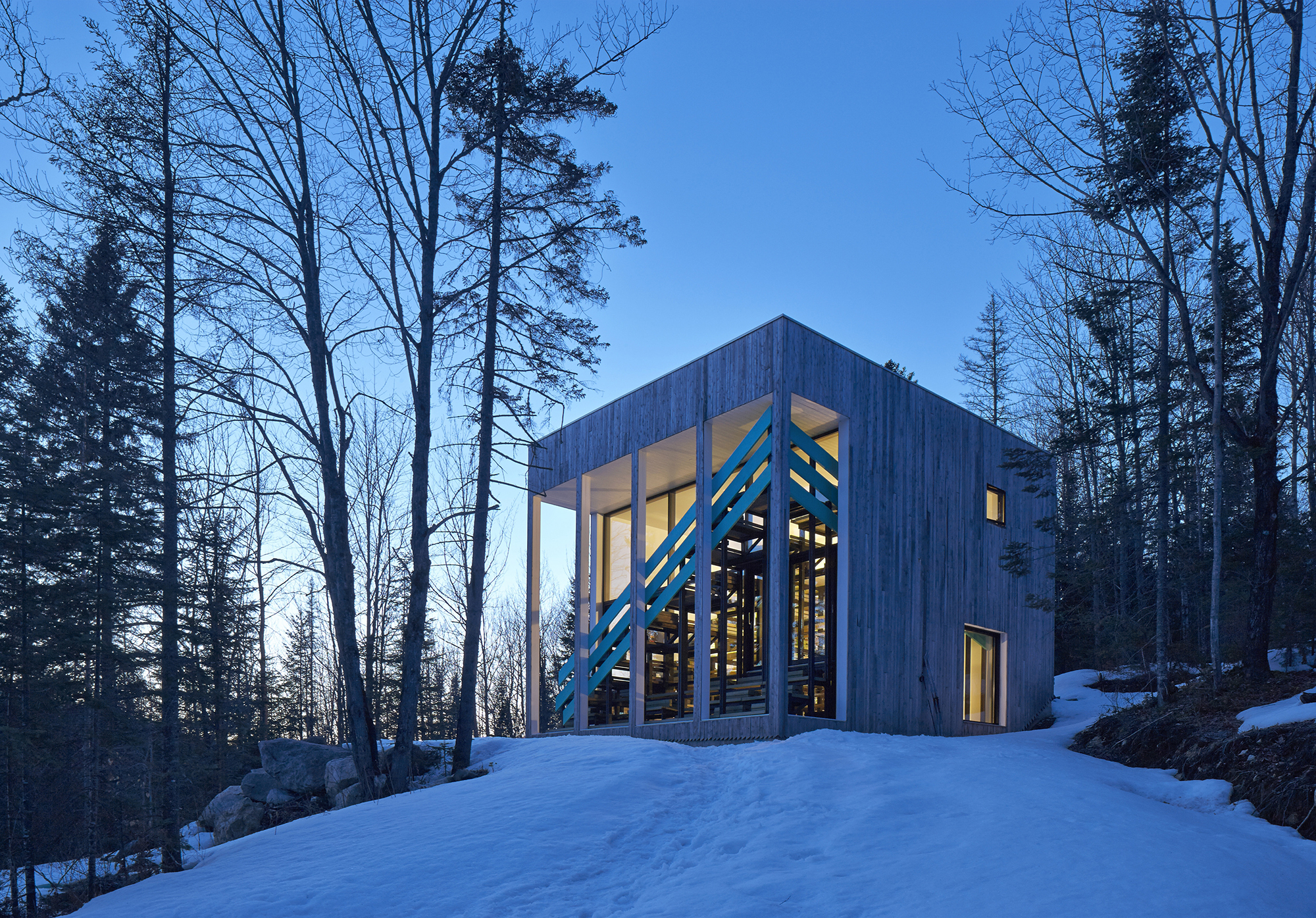 Lake Jasper House Architect Magazine Architecturama