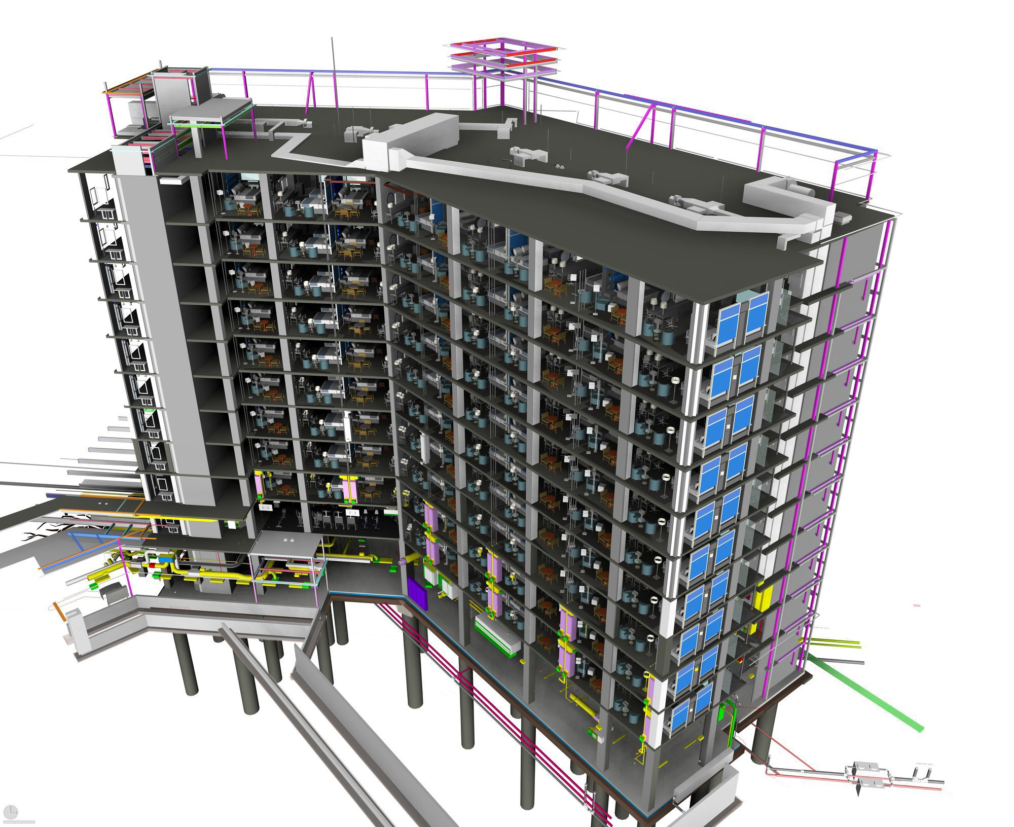 How We Optimize Building Information Modeling (BIM) for Preconstruction Activities| Concrete Construction Magazine