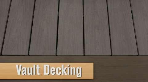 Deckorators Vault Decking Unveiled At The Deckexpo