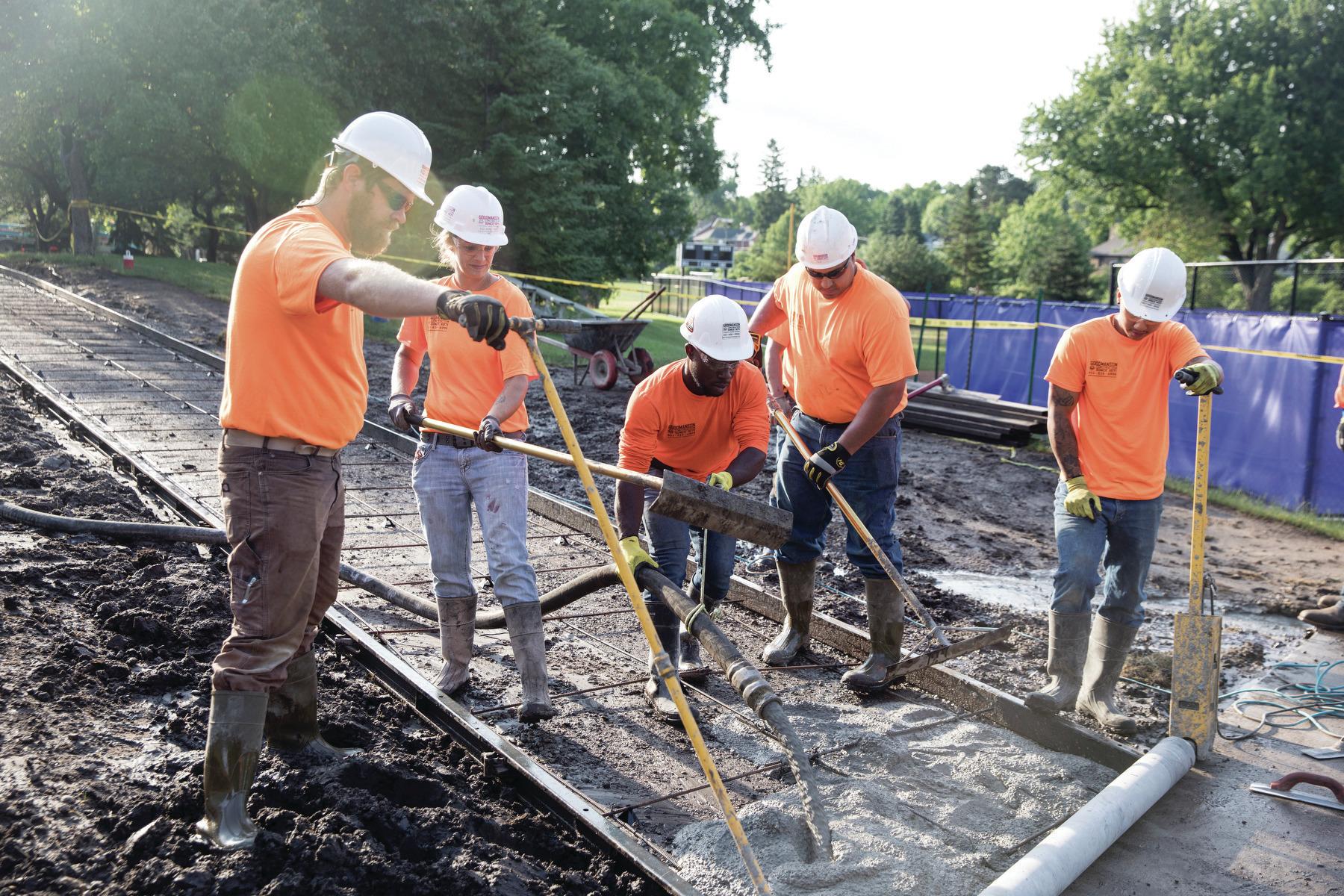 America's Concrete Contractors for 2017  Concrete Construction Magazine