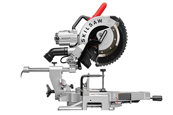 Skilsaw Worms Its Way Into A Miter Saw Tools Of The Trade
