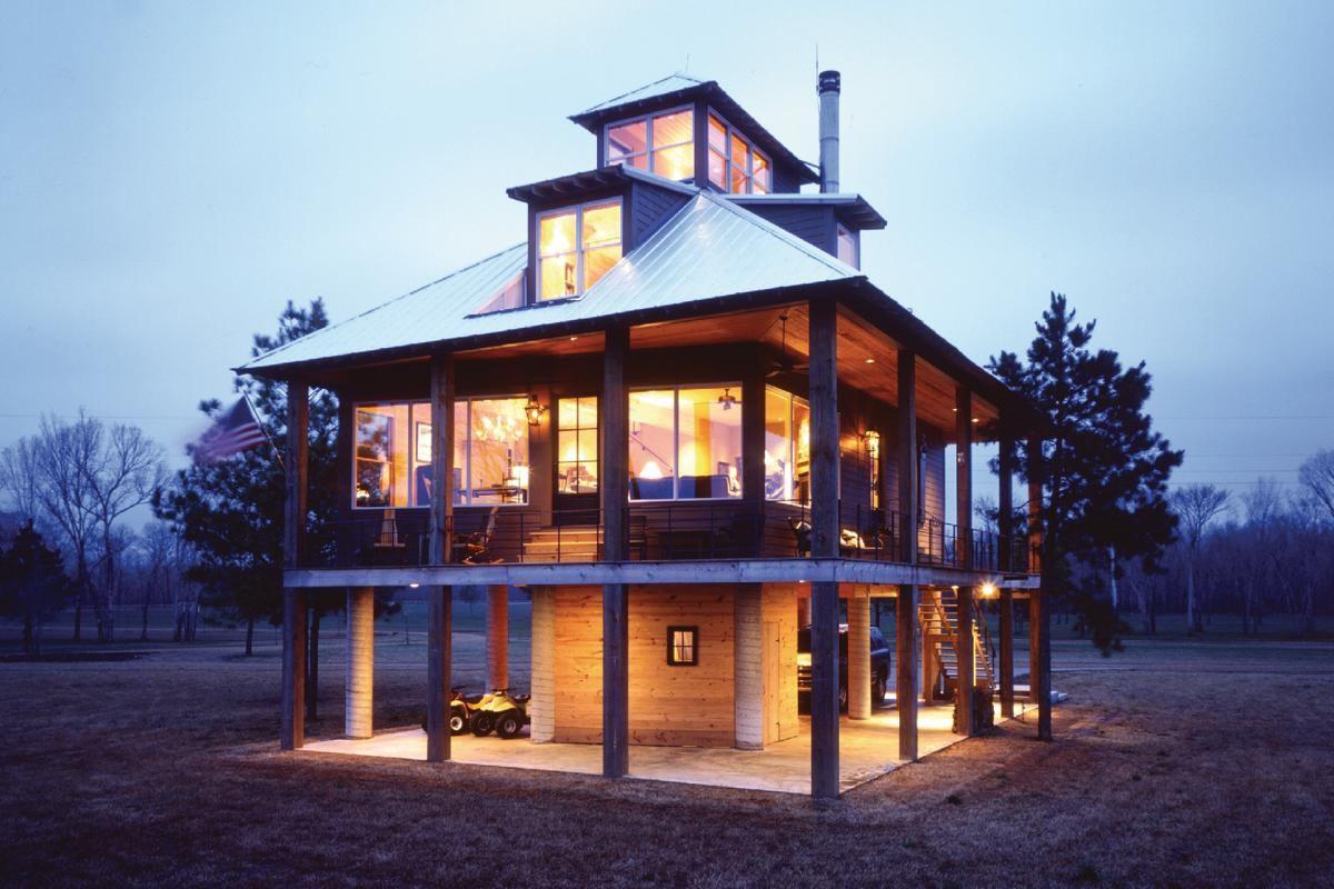ra50: Looney Ricks Kiss | Residential Architect | Architects ...