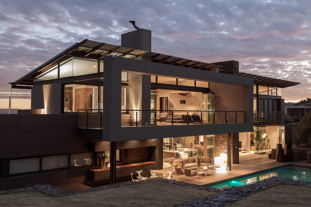House Duk | Architect Magazine | Nico Van Der Meulen Architects,  Johannesbrg, South Africa, Multifamily, New Construction, Outdoor Living,  Glass, Steel, ...