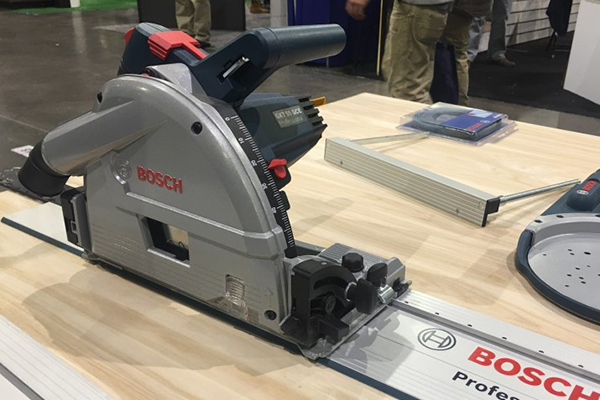 Bosch Enters The Track Saw Game JLC Online Saws From The Editor - Bosch tile saw for sale