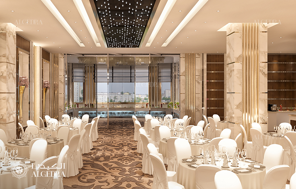 Luxury Hotel Ballroom Interior Design Architect Magazine
