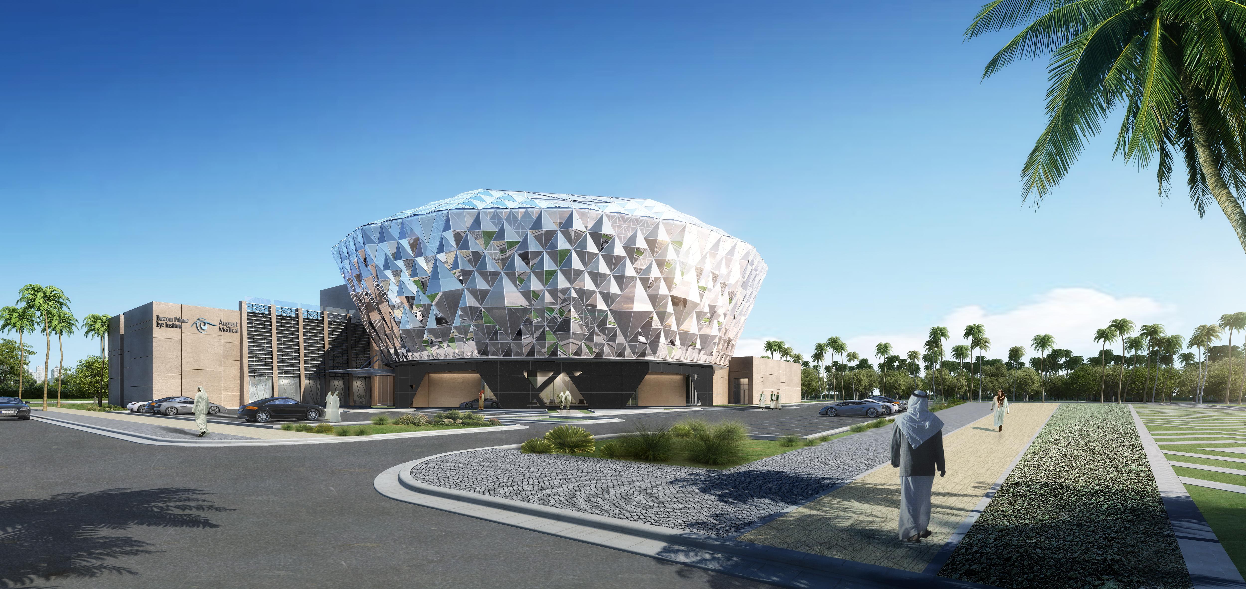 Bascom Palmer Eye Clinic Abu Dhabi Residential Architect