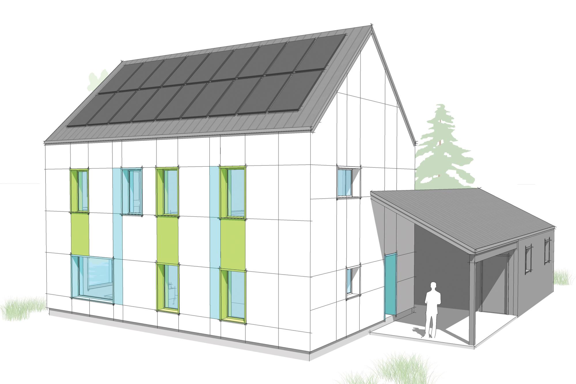 More PreFab Passive House Options for North America | Architect ...