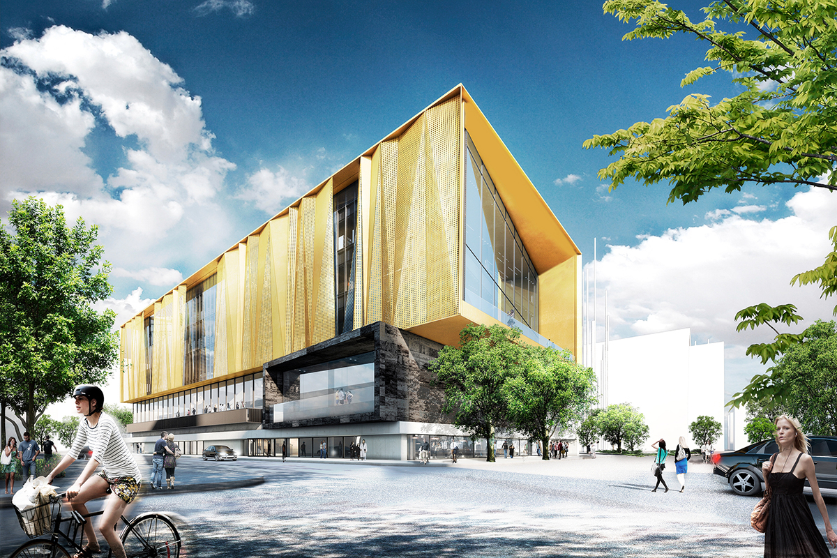 New Central Library | ...