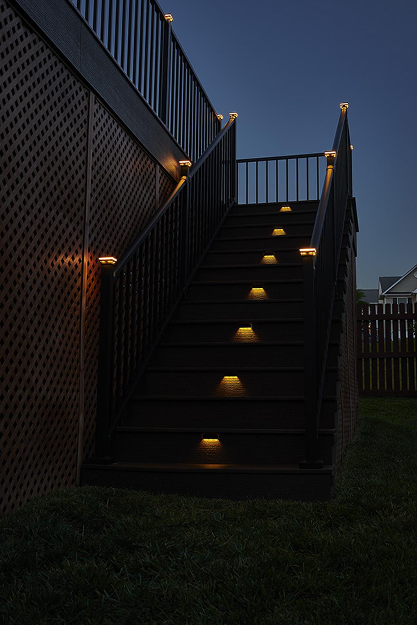 Plug And Play Lighting Professional Deck Builder