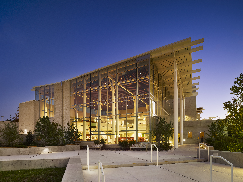 Stockton College Campus Center Architect Magazine