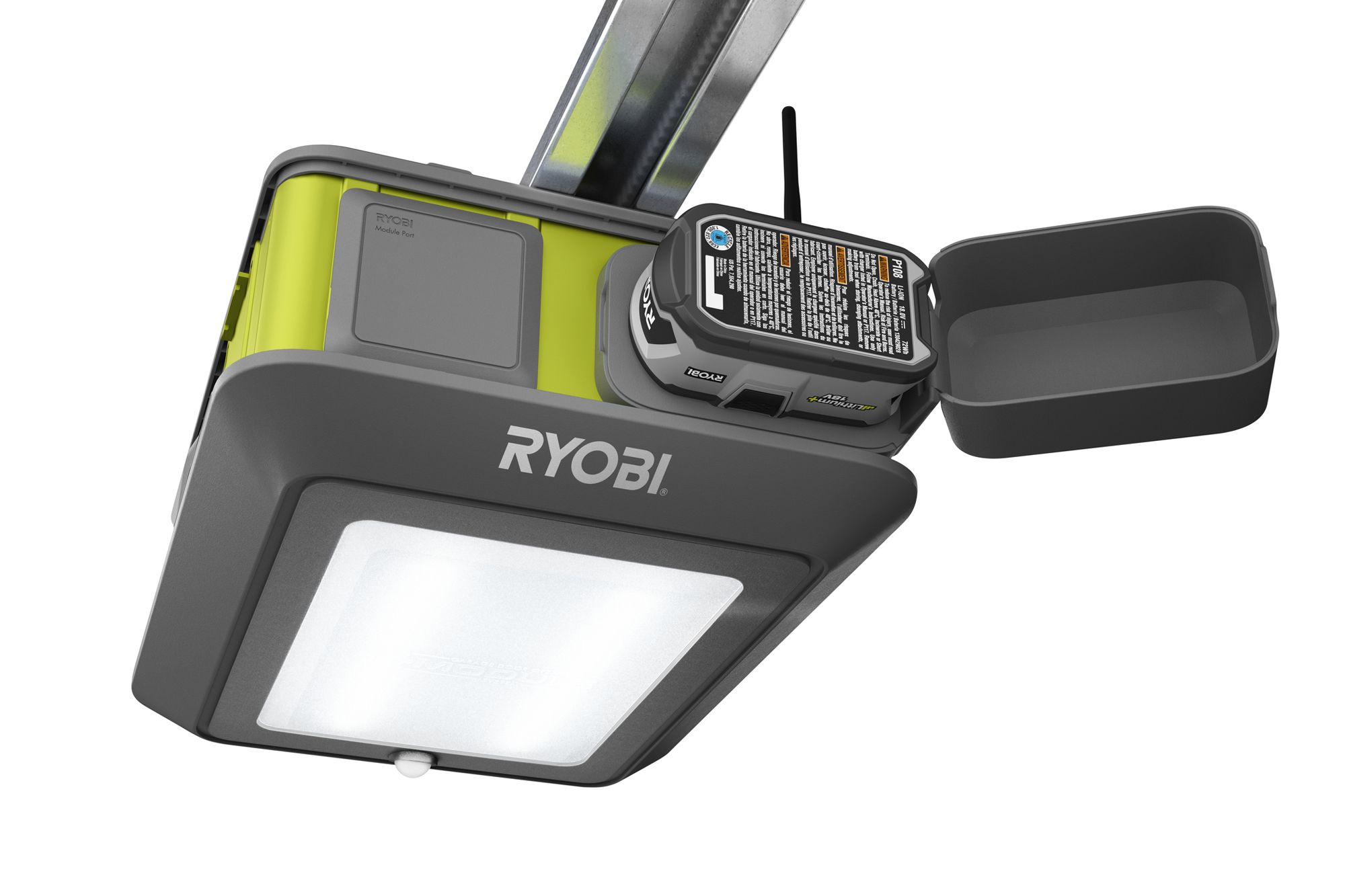 Update The Garage With Ryobi S Multitasking One Garage