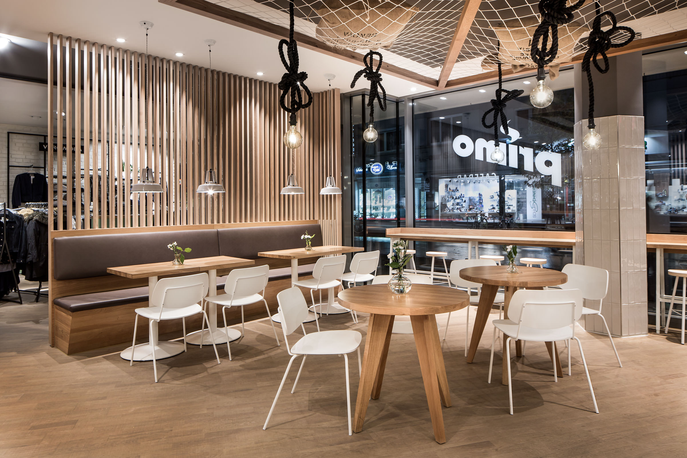 Primo Cafe Bar T 252 Bingen Architect Magazine Dia