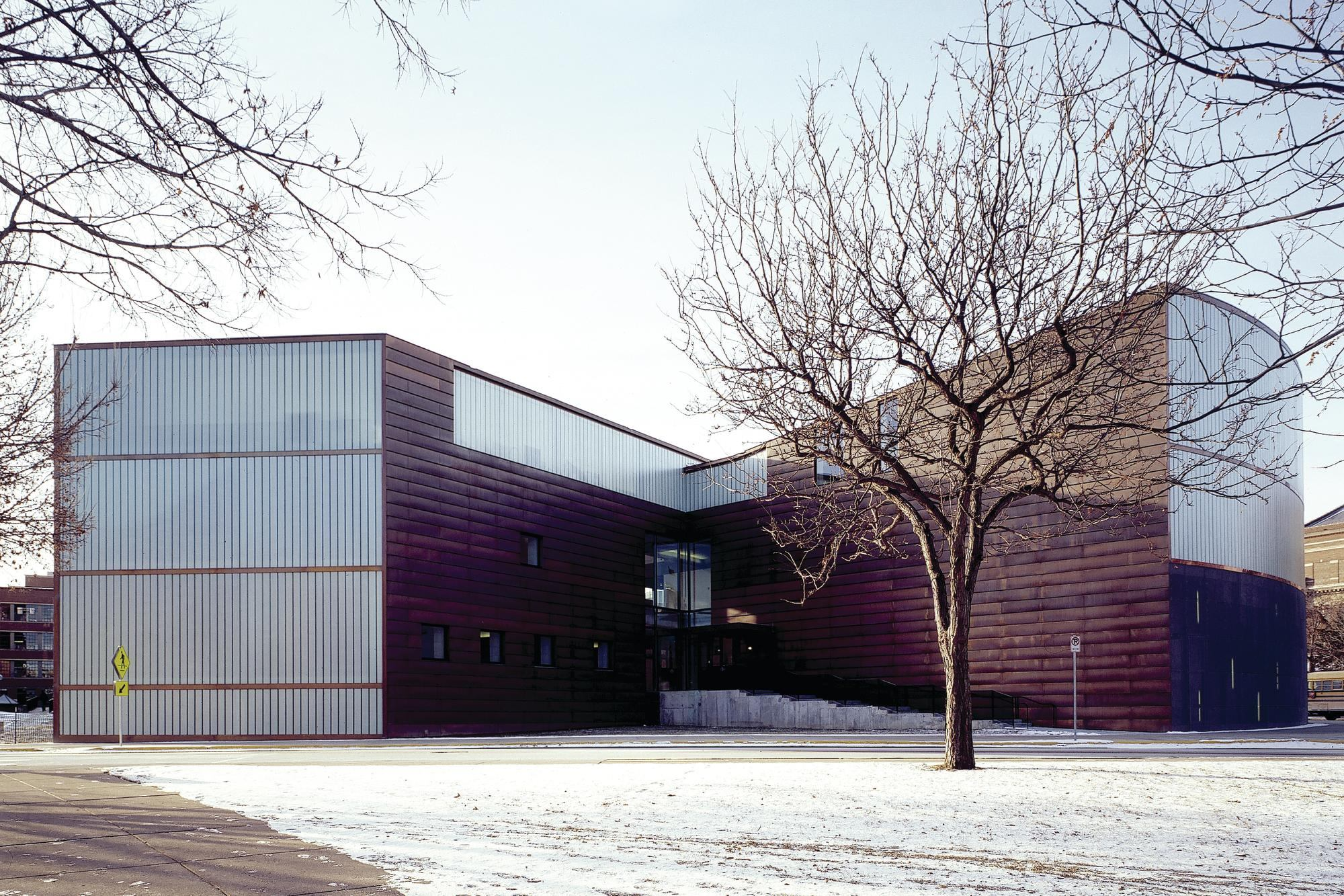 Past Progressives  University Of Minnesota School Of Architecture Addition