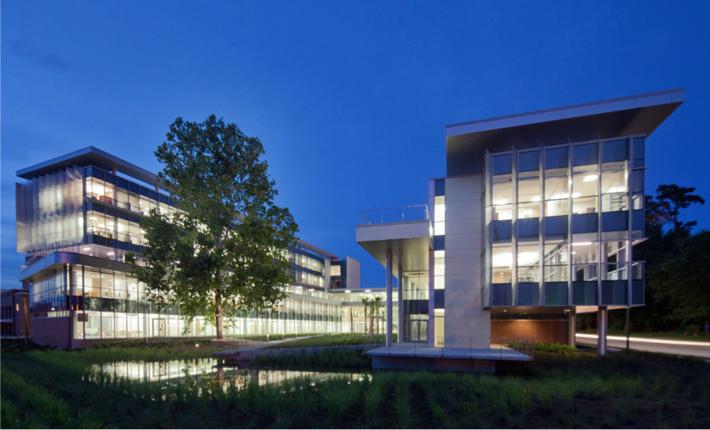University Of Florida Clinical Translational Research Building Architect Magazine Perkins
