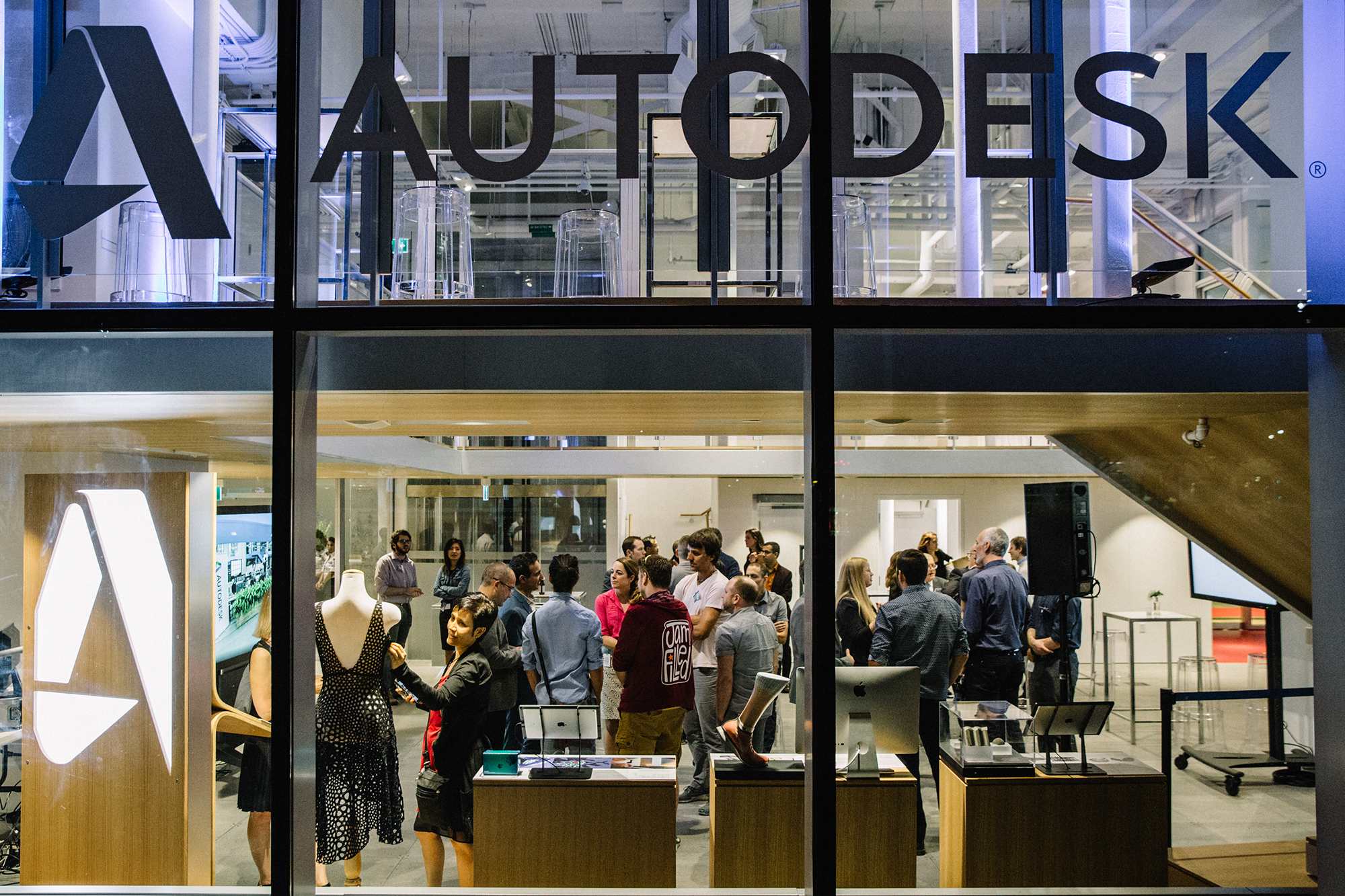 This Week In Tech Autodesk S New Mars Office Is Out Of