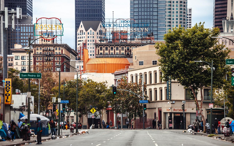 Can Design Help Solve La S Homeless Crisis Architect
