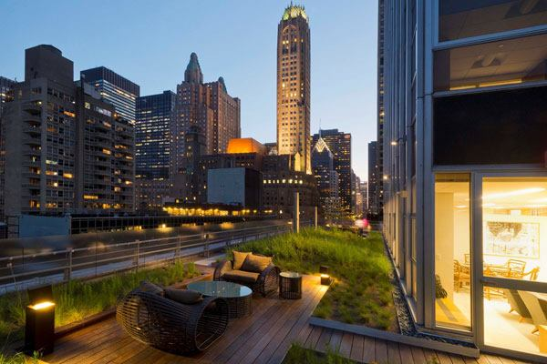 Project Gallery Midtown Manhattan Sky Garden Architect