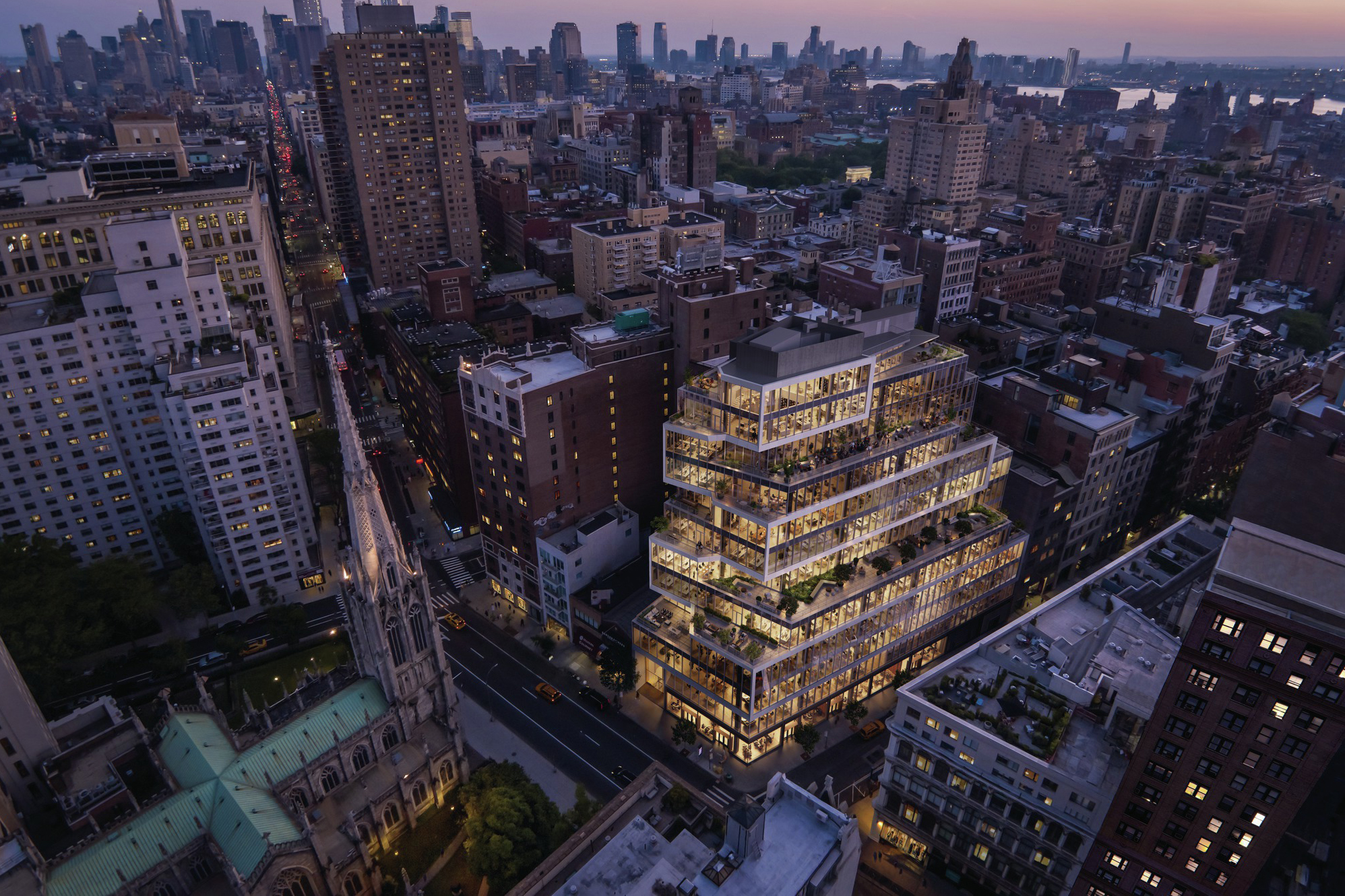 799 Broadway By Perkins Will Architect Magazine