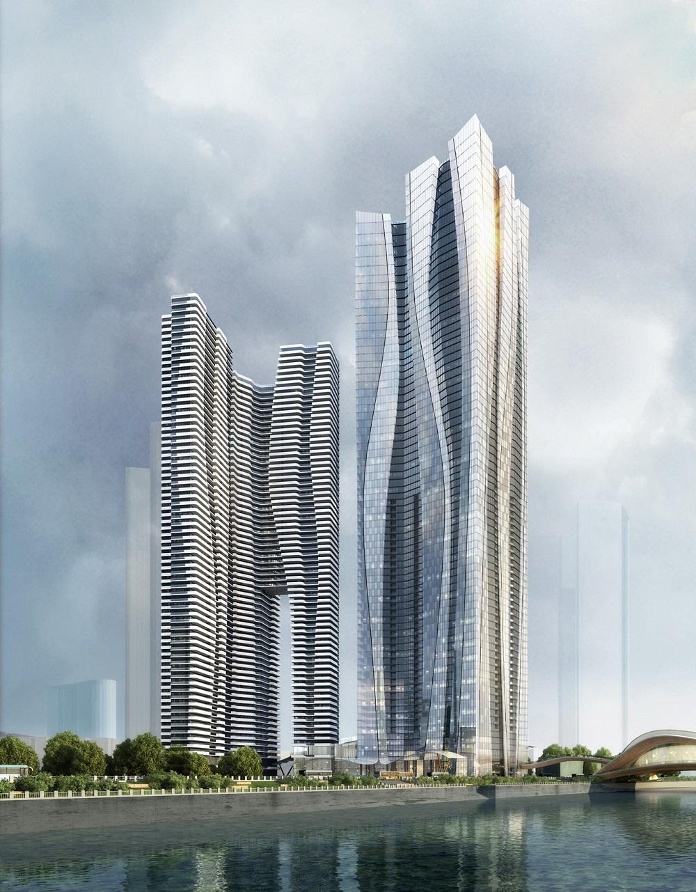 Mandarin Oriental Chengdu Architect Magazine