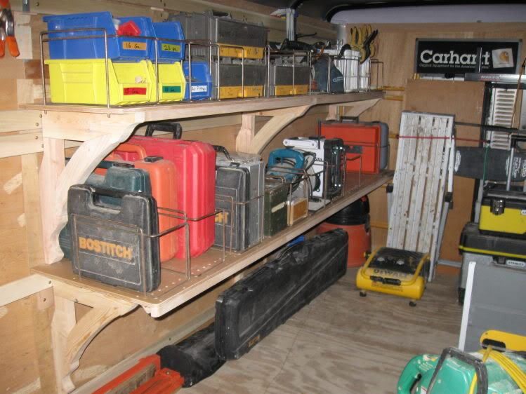 Flexible Trailer Storage Tools Of The Trade