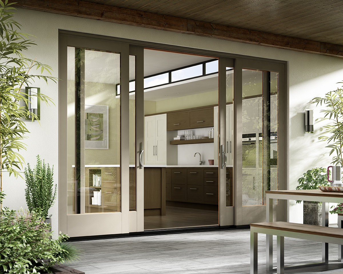 5 ways to create seamless transitions for indooroutdoor living remodeling outdoor rooms - Patio Doors French